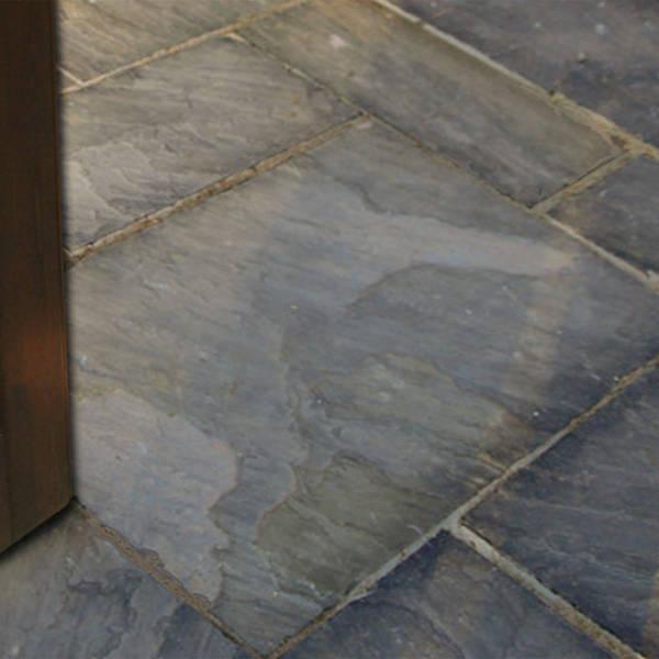 Black Sandstone Paving Rf Landscape Products