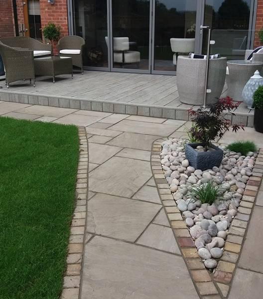 DWS Contemporary Garden
