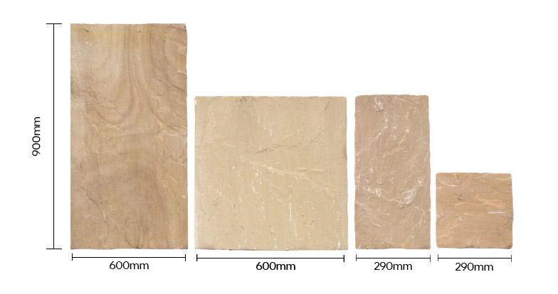 Rippon Sandstone Paving
