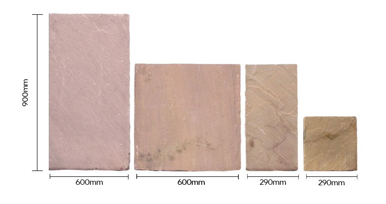 Modak Sandstone Paving