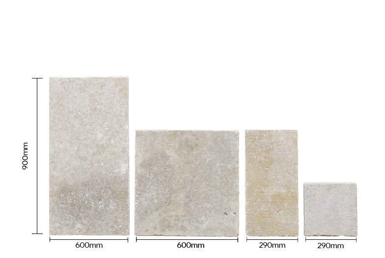 Raveena Natural Sandstone Paving