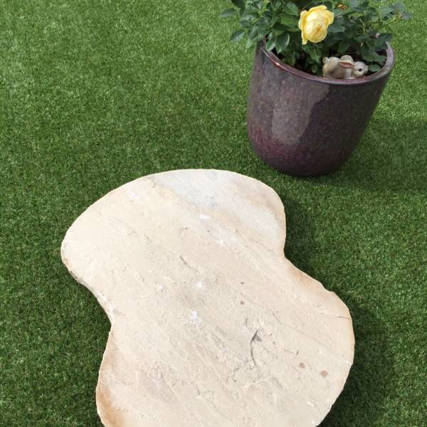 Natural Sandstone Stepping Stones Rf Landscape Products