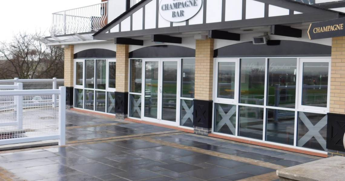 The Champagne Bar - Kota Black Paving