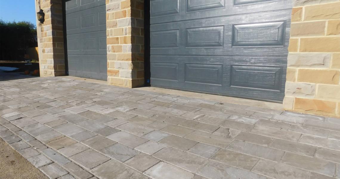 Kandla Grey Driveway Cobble Setts