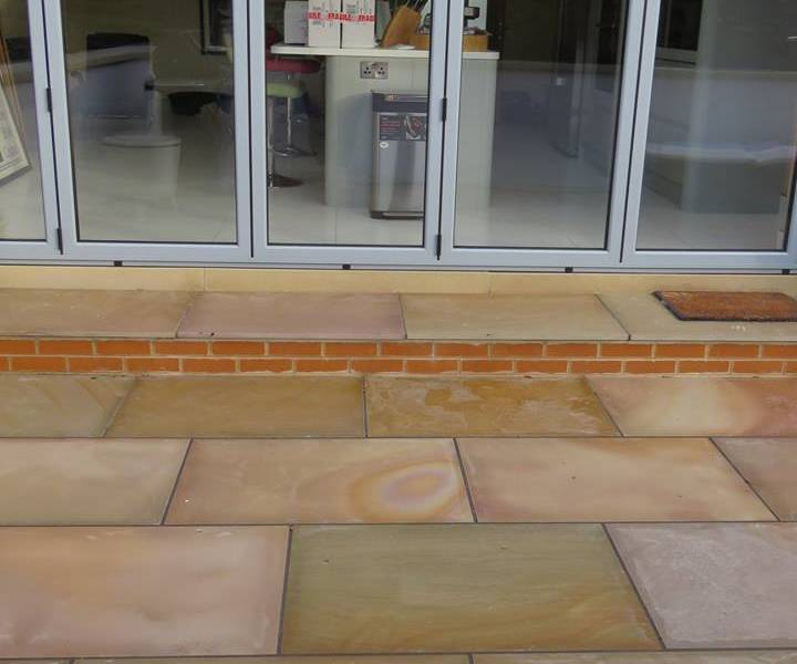 Honed and Sawn Rippon Sandstone